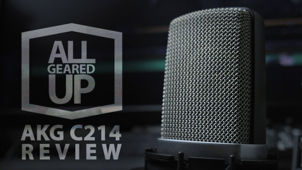 All Geared Up C214-Unboxing-Review-YOUTUBE-facebook-1-1024x576 AKG C214<br>Large Diaphragm Condenser Mic<br>[UNBOXING And REVIEW] audio hardware