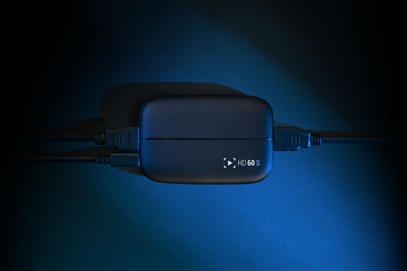 Elgato HD 60 S – Portable And Powerful Video Capture Card - All